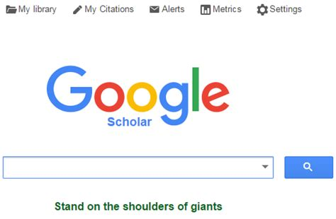 Websites to search for research papers